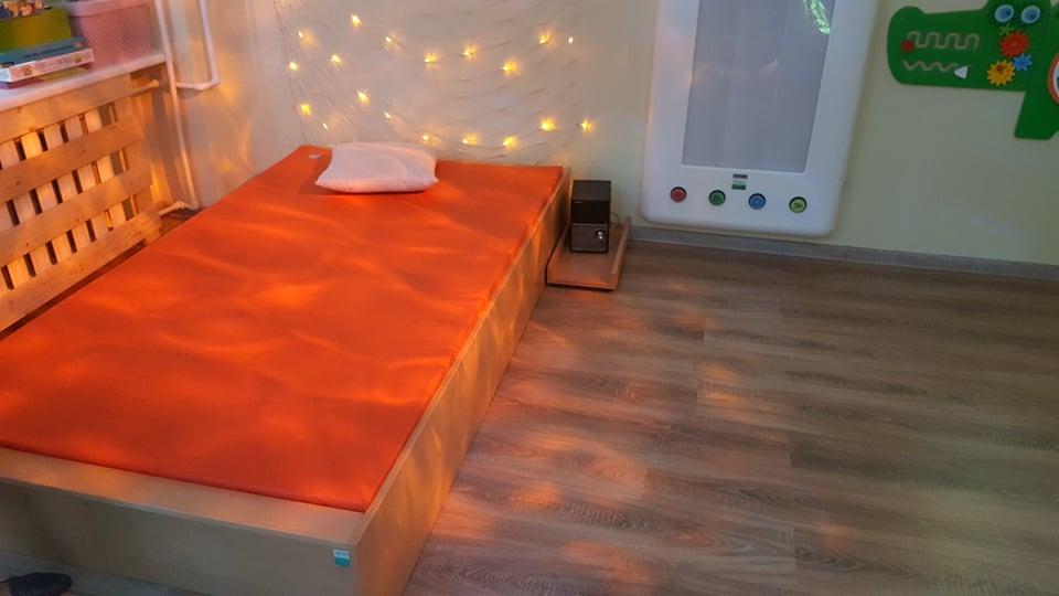 sensoriniai kambariai, multisensoriniai kambariai